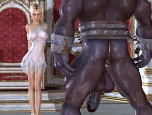 Beast Fucking Beauty Fantasy 3d