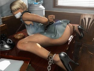 Secretary Sex Slave