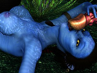 Avatar 3d Porn