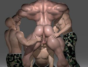 Group military gay