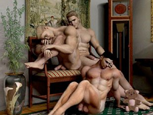 Fit Gay 3d Sex
